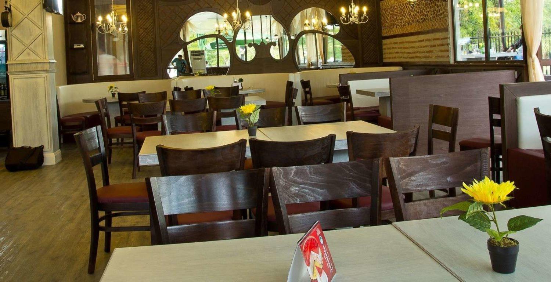 "Ресторант / Меню на хотел ""Царска Баня"""
