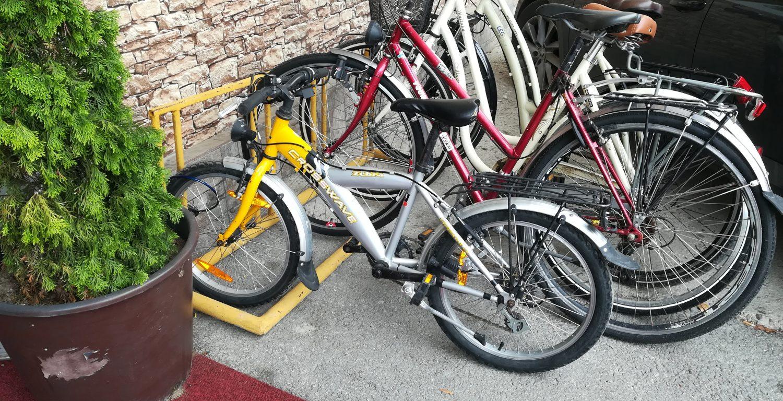 Безплатно ползване на велосипеди